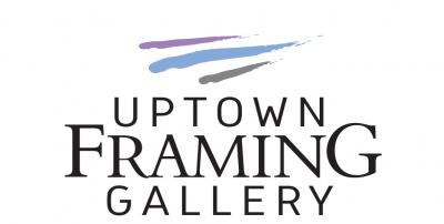 Uptown Framing – Portadown Logo